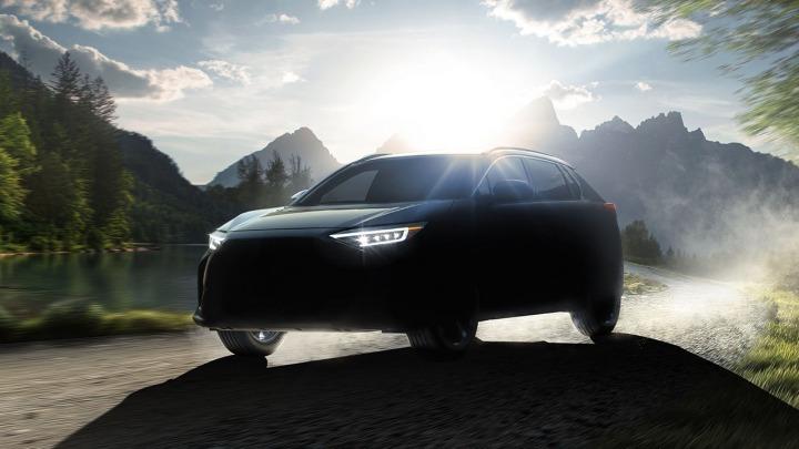 Solterra tak będzie się nazywał nowy w pełni elektryczny SUV Subaru
