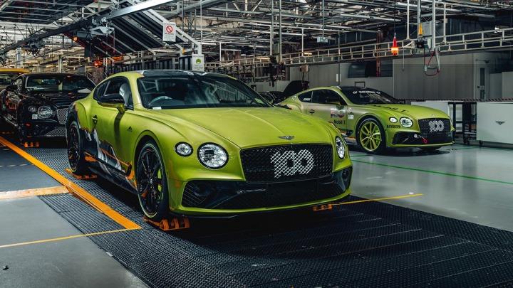 Bentley Continental GT PIKES PEAK w limitowanej edycji 15 egzemplarzy