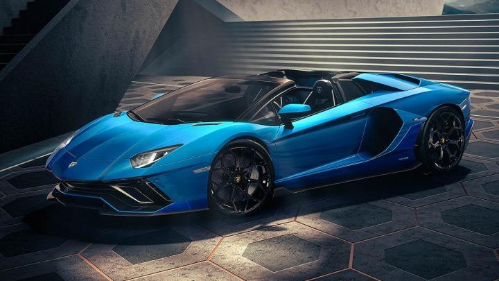 Przedstawiamy Lamborghini Aventador LP 780-4 Ultimae