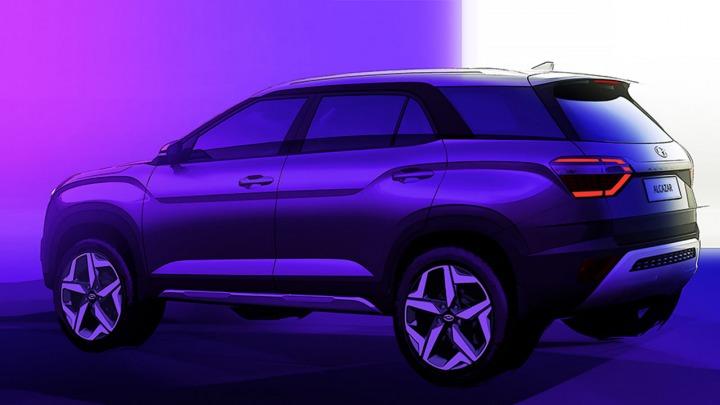 Hyundai ALCAZAR pierwsze informacje na temat nowego SUV-a