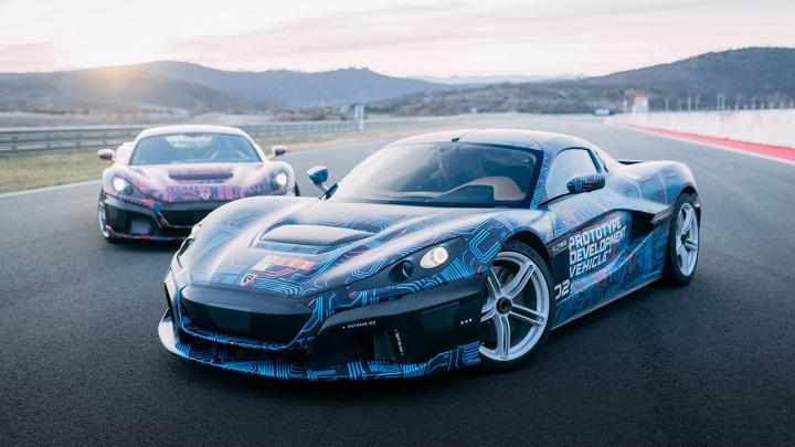 Aston Martin, Tesla, Apple a teraz Rimac Automobili. Chris Porritt ciekawa historia nowego CTO