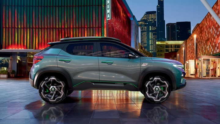 Renault Kiger zupełnie nowy SUV na rynek indyjski