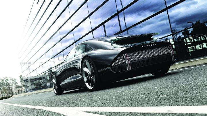 Joysticki zamiast kierownicy, Hyundai Prophecy