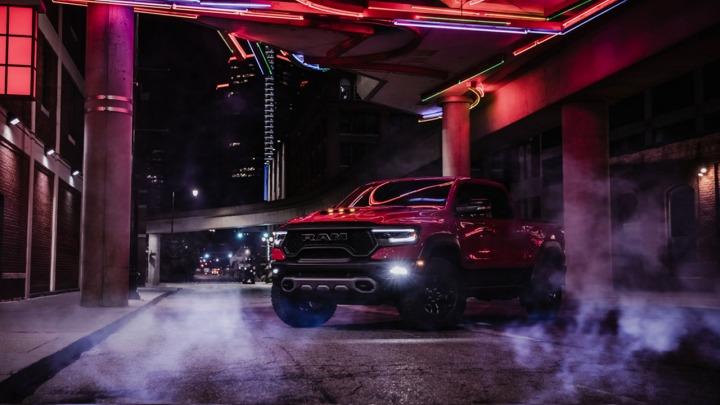 Ram 1500 TRX Najszybszy i najmocniejszy pick-up masowo produkowana na świecie
