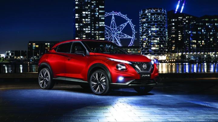 Przedstawiamy zupełnie nowego Nissana JUKE w Australii